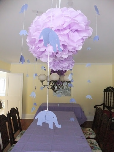 93 best images about safari theme baby shower on pinterest for Baby shower decoration ideas martha stewart