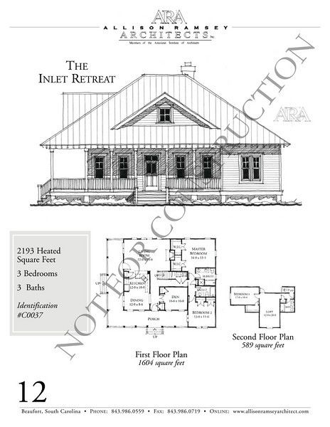The inlet retreat by allison ramsey architects this plan for Inlet retreat house plan