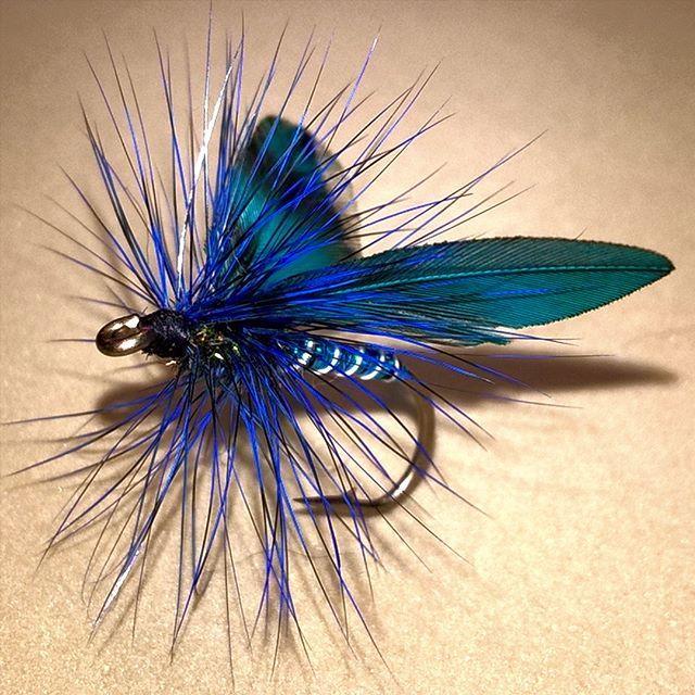 ...size 12... #flyfishingaddict #flytyingtable #flytyingporn #flytyingaddict…