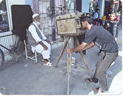 Afghan Box Camera Project