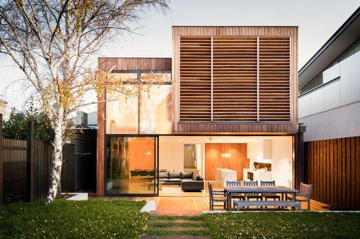 Melbourne Middle Park House Rear Addition exterior