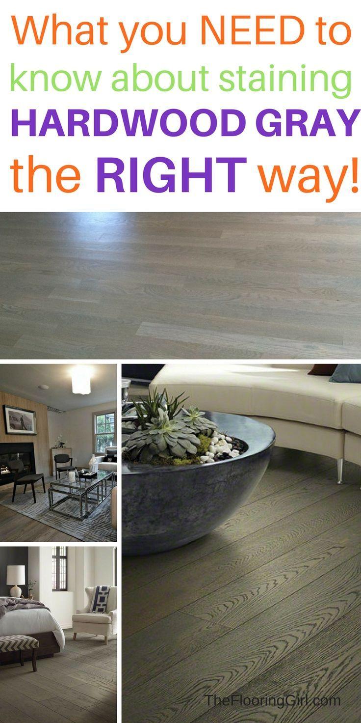 Best Way To Stain Hardwood Floors Part - 43: Staining Hardwood Floors Gray