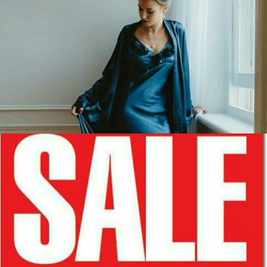 Pearl&Silk new year Sale on sleepwear Pure Silk Australian Made www.pearlandsilk.com.au  Available online