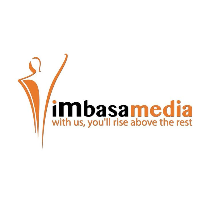 Logo design for Imbasa Media. Contact us to have your own professional logo designed for only $14.  #logo #logo_design #design #graphic_design #graphics #media #marketing #branding #affordable_design #professional_design #designer