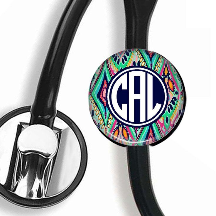 Stethoscope ID Tag - Crown Jewels
