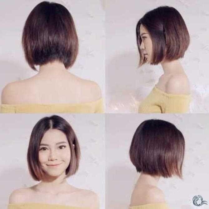 In Diesem Artikel Finden Sie Viele Coole Bilder Und Ideen Dafur Hair Coole Bob Bobfrisuren Co Asian Short Hair Short Hair Styles Short Hair With Layers