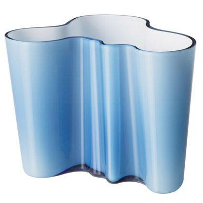 Color Trend 2013 Dusk Blue - Alvar Aalto Vase | Modern Design