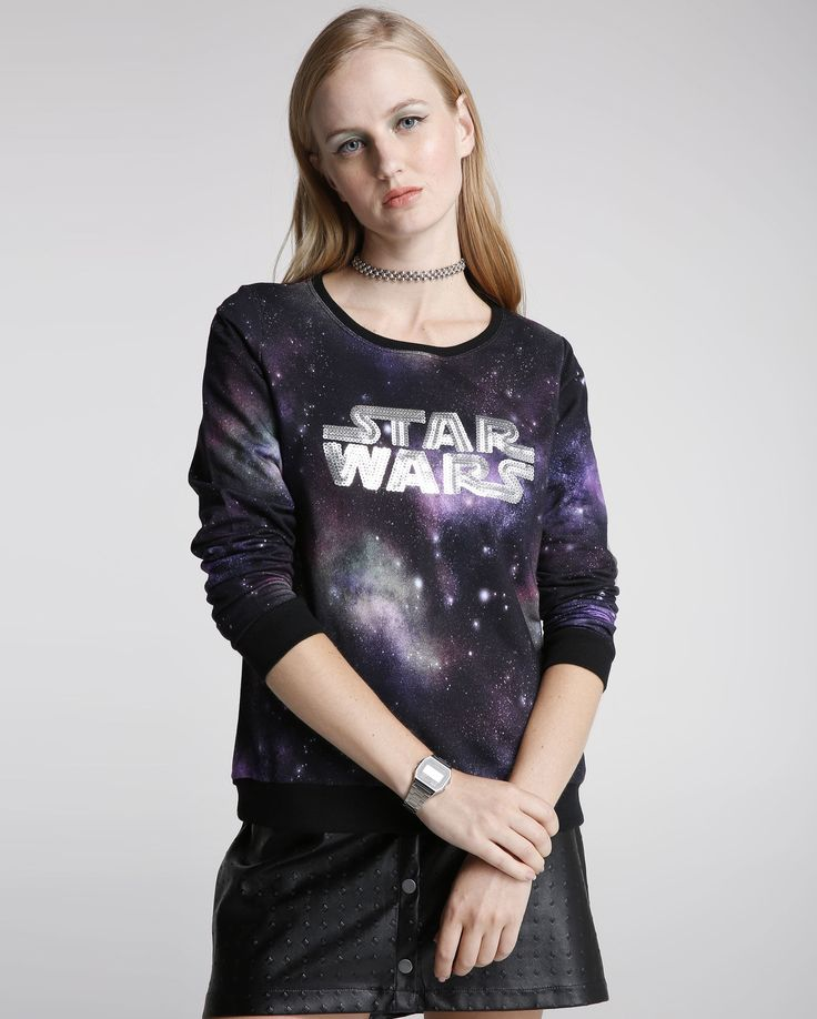 Blusa Star Wars Galaxy