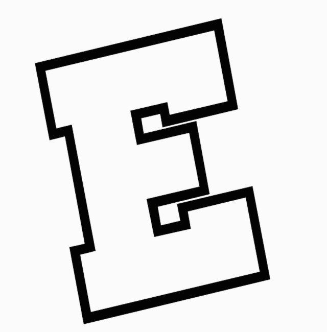 27 Best Image Of Letter E Coloring Page Entitlementtrap Com Alphabet Coloring Pages Alphabet Coloring Elmo Coloring Pages