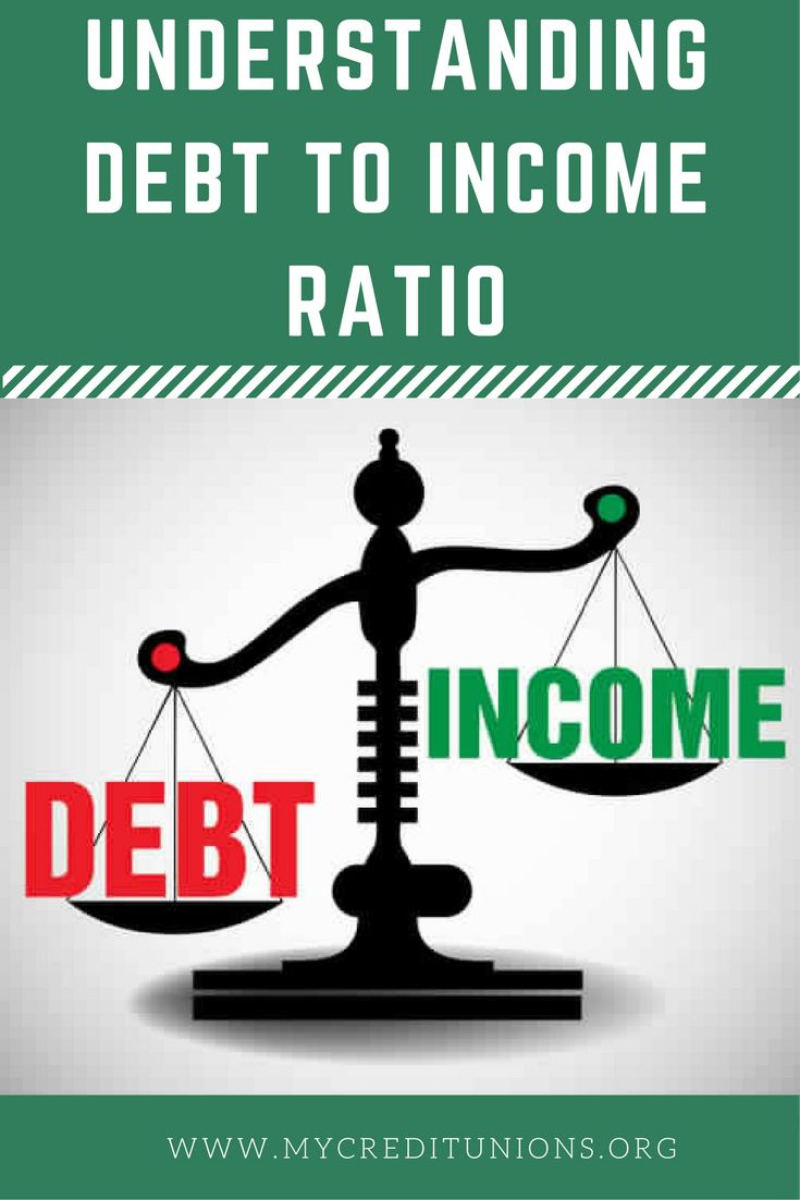 Debt to income ratio is a key indicator on your credit score. Your credit score drives the interest rate you pay on loans. The lower the interest rate, the lower your payment.