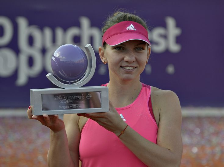Simona Halep | Bucharest Open