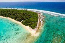 Cossie's Beach, Cocos Keeling Islands