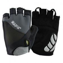 Wholesale Snail Short Mitten / Half Finger Cycling Glove / Bicycle Glove / Mountain Bike Glove (Gray)
