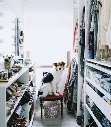 Begehbarer kleiderschrank frau schuhe  46 besten Wohnen: Kleiderschrank Bilder auf Pinterest | Begehbarer ...