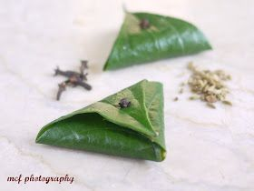 As per Wikipedia -  Paan, or pān is an Southeast Asian tradition of chewing betel leaf with Supari (or Areca Nut) and lime paste, and katha...