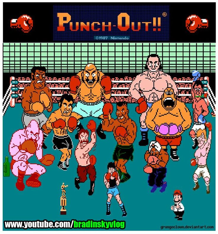 Punch Out!!! #Nes