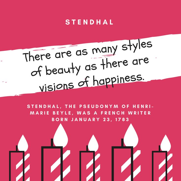les meilleures idees de la categorie marie henri beyle sur   quote by stendhal the pseudonym of henri marie beyle was a