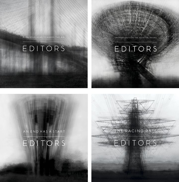 Stunning Album Design by Tom Hingston Studio