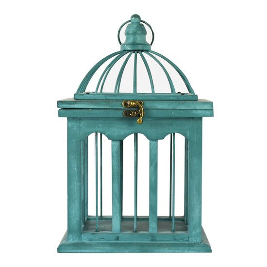 Room in Bloom Collection Wooden Birdcage | Dunelm Mill