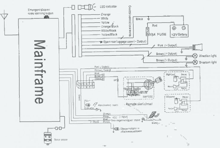 New Class A Wiring Diagram In Fire Alarm System #diagram #