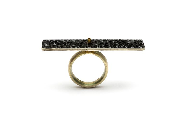 ring 2016 gold alpaca japanese lacquer