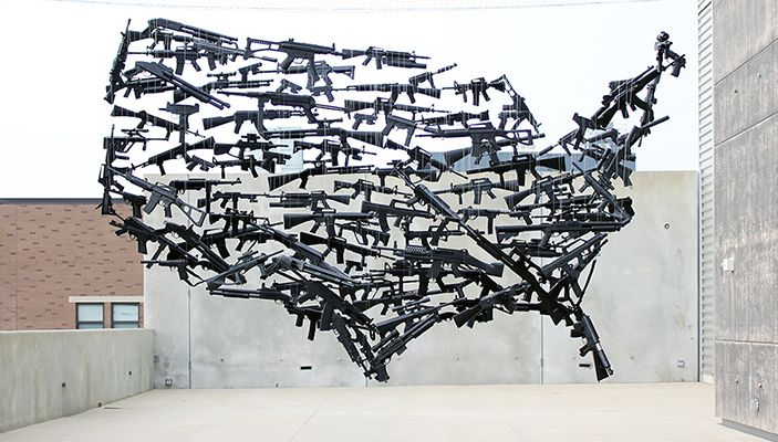 Gun Country * by Michael Murphy | Design Gallerist | Rare & Unique Products