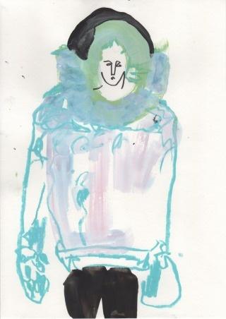 Helen Bullock: Sibling @ London Menswear A/W 2013 - SHOWstudio - The Home of Fashion Film
