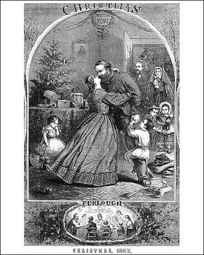 What Was Christmas Like during the Civil War?