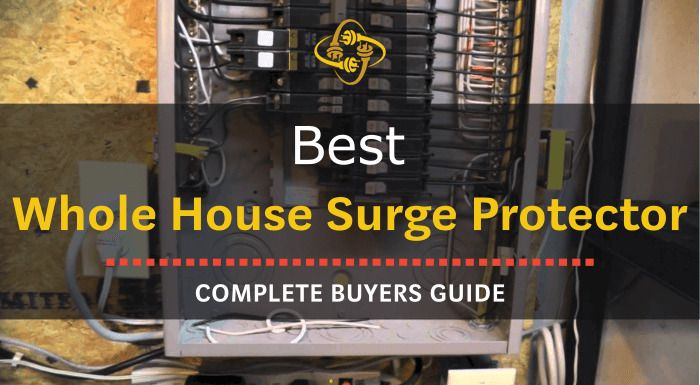 A Good Whole House Surge Protector Will Automatically Reduce The Damage Of An Electrical Surge An Easy To In In 2020 Surge Protector Surge Protectors Surge Protection