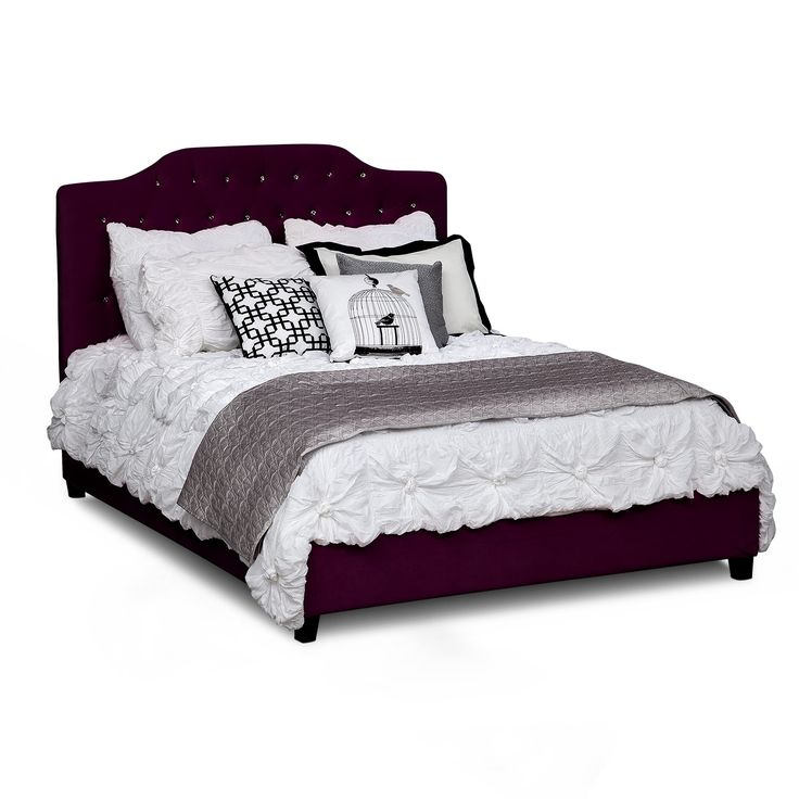 Bedroom furniture valerie ii queen bed