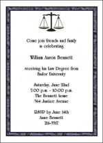 find those specialized graduation announcements invitations for law school, medical school, ged, tech, and lots of others