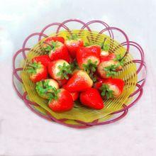10pcs/lot 45mm Artificial Simulation Fruit Foam Strawberry Fake Fruit Lifelike Home Wedding Party Garden Decoration DIY Fruits(China (Mainland))