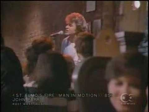 ▶ St. Elmo's Fire (Man in Motion) - YouTube