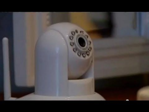 Wireless Baby Monitor Hacked, Suspect Harassed Infant in Crib! - Mark Dice   Add baby monitors to the long list of household gadgets that can and have been remotely hacked into! Hacking baby monitors is more common than you think.   Subscribe to http://www.YouTube.com/MarkDice http://www.Facebook.com/MarkDice http://www.Twitter.com/MarkDice