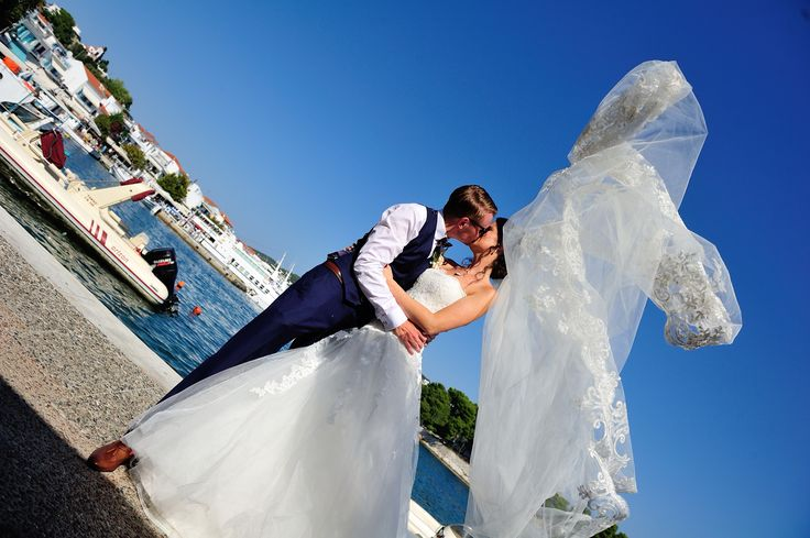 Skiathos, Greece wedding