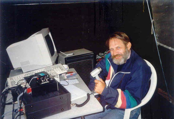 Fieldday Nesparken 1996 | LA5M this is LA4FU