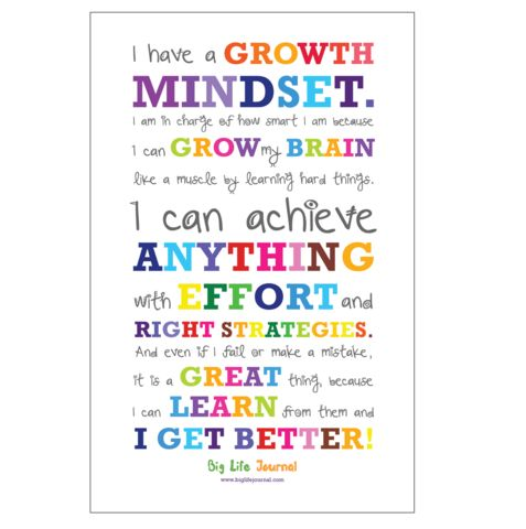 You might have heard about a growth mindset but not sure what it is exactly and how to develop it. And more importantly, how can it benefit your child? If you'r