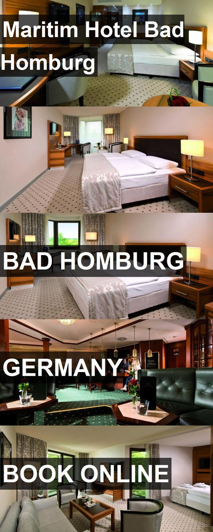 Hotel Maritim Hotel Bad Homburg in Bad Homburg, Germany. For more information, photos, reviews and best prices please follow the link. #Germany #BadHomburg #MaritimHotelBadHomburg #hotel #travel #vacation