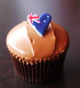 Australia love cupcakes #ghermez