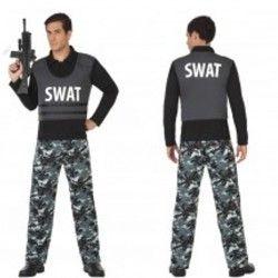#Disfraz #Policía #Swat para hombre #mercadisfraces #tienda de #disfraces #online disponemos de disfraces #originales perfectos para #carnaval.
