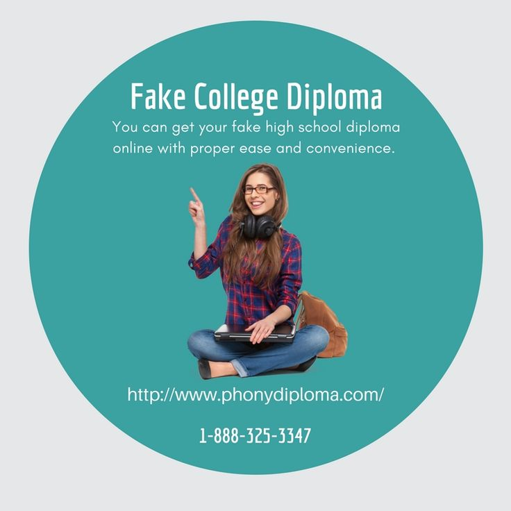 Fake College Diploma Degree And University Certificates