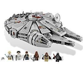 """Nave Espacial """"Halcón Milenario"""" de LEGO"""