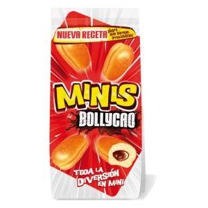 Minis Bollycao (Mercadona) - 1 unidad 1,5 puntos y 2 unidades 2,5 puntos.