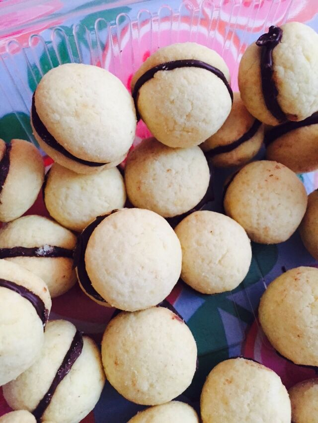 biscuits made by a friend