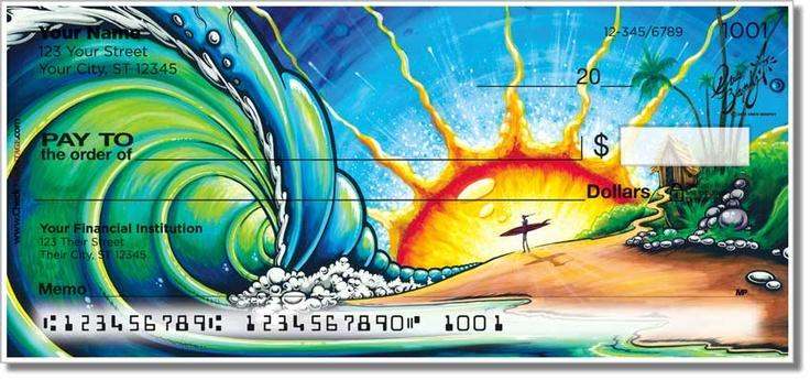Soul Surf Checks from #DrewBrophy at #CheckAdvantage