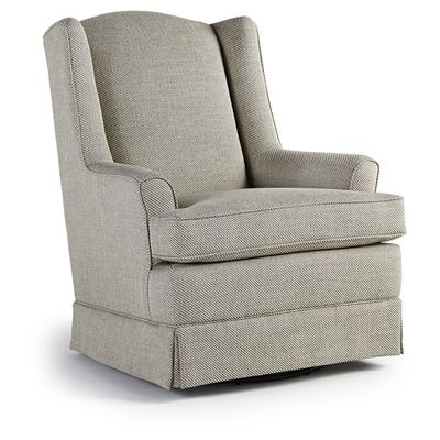 Natasha Swivel Glider (Chairs - Swivel Glider)