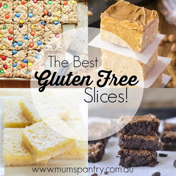 Five of the Best Gluten Free Slices EVER!