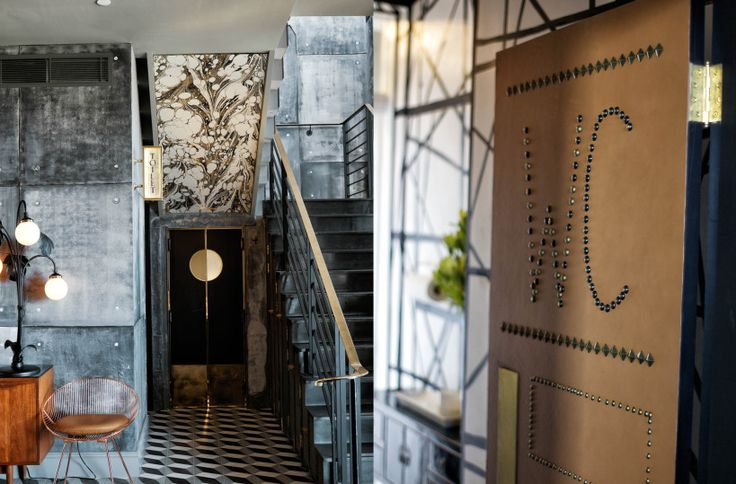 Hotel Palisade, Henry Deane | Interiors by Sibella Court