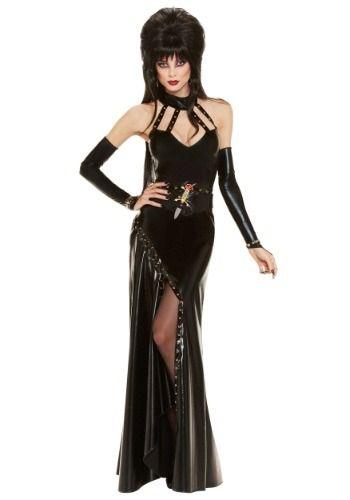 Women's Deluxe Elvira Costume                                                                                                                                                                                 More