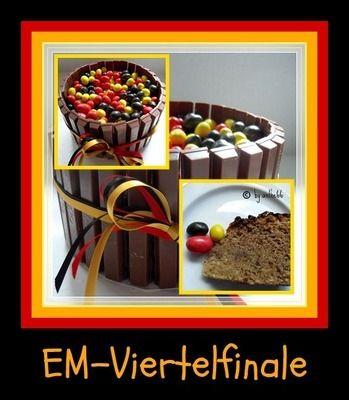 'EM-Viertelfinale'